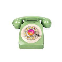 Communication nowadays... Landline Phone, Communication, Instagram, Communication Illustrations