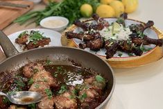 kotopoulo me soy and honey_newnew Greek, Honey, Meat, Chicken, Recipes, Food, Essen, Meals, Eten