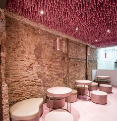 This project consists of a new design of a third bakery in Madrid which makes bread and cakes. The client believes that every bakery should be unique and dif...