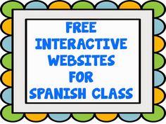 Divertimento per insegnanti di spagnolo: 12 siti web interattivi gratuiti per classe di spagnolo