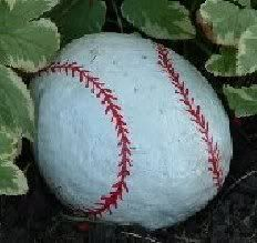 Cement n Stone Creations :: Baseball Rock image by sangaree_KS…