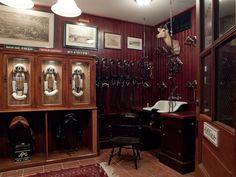 Horse Equestrian Barn Tack Room -Roseview Dressage tack_room_2