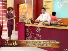 El experto en repostería Miguel Roque nos trae una nueva receta para deleitar a toda tu familia: torta almendrada. Anímate a prepararla en casa, para tu fami...