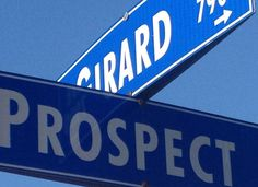Respect Prospect! Prospect street has more than just the finest cuisine on the West Coast. Enjoy shopping on Prospect as well as surrounding streets.