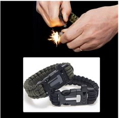 Magnesium Emergency Fire Starter | Survival Fire Starter – Hearth World