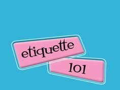 Etiquette Dinner questions for YM/YW