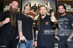 Bassist Chris Kael, drummer Jeremy Spencer, and guitarists Zoltan Bathory and…