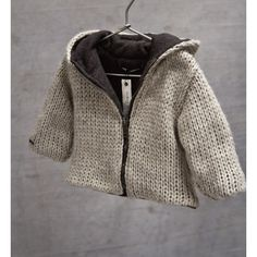 Toddler & Baby Knit Jacket by Album di Famiglia - Pitti Toppe