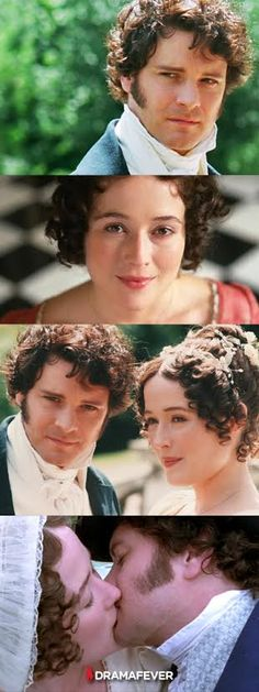 Re-watch the romance between Darcy and Elizabeth in Pride and Prejudice, now available on DramaFever!