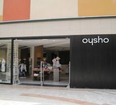 Oysho: lencería y ropa interior. Local: L0-81  Teléfono: 968 463 192  http://www.oysho.com