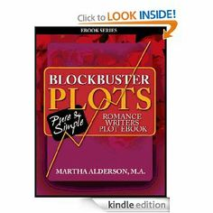 Blockbuster Plots Romance Writers Plot ebook by Martha Alderson M.A.. $8.11. 136 pages. Publisher: Illusion Press; 1st edition (December 15, 2008)