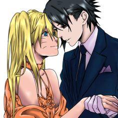 Naruko and Sasuke Uchiha_Love by Naruko16-33 on DeviantArt