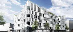Hyllie Offices :: Henning Larsen Architects