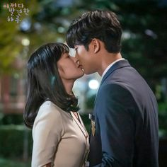 """[Photos] New Stills and Behind the Scenes Images Added for the Korean Drama """"Extraordinary You"""" @ HanCinema :: The Korean Movie and Drama Database Korean Drama Romance, Korean Drama Movies, Korean Actors, Korean Dramas, Drama Korea, Kim Ro Woon, Mbc Drama, Kim Sang, Scene Image"""