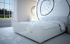 9041e6a4c9e6 Manželská postel Calvini - 180x200cm