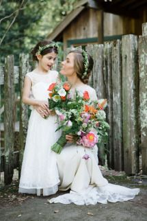 Romance in the Redwoods - A Forest Wedding | Photos