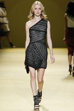 J Mendel A/W14 - London Fashion Week