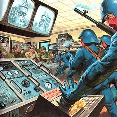 Earl Norem... 'operation starfight'