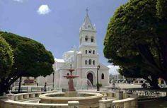 Humacao public square ..
