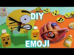 (1) 4 DIYs Ideias com Emojis com Material Escolar com Reciclável - YouTube Cereal, Diys, 1, Youtube, Clock Table, School Supplies, Bricolage, Do It Yourself, Homemade