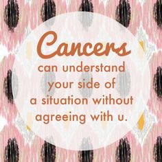 Cancer zodiac sign ♋☎