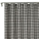 Found it at Wayfair - Classic Check Polyester Shower Curtain