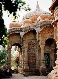 Mandore Gardens, Rajasthan, Inde