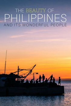 The Beauty of Philippines and it's Wonderful People Travel Advice, Travel Guides, Travel Tips, Travel Destinations, Budget Travel, Travel Plan, Philippines Culture, Philippines Travel, Travel Images