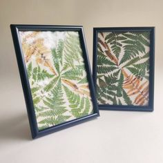 """""""🌿"""" Leaf Wall Art, Botanical Wall Art, Ferns, Hygge, That Way, Dried Flowers, Home Art, Color Change, House Warming"""