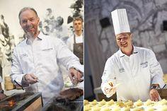 Pascal Devalkeneer - Le Châlet de la Foret** & Marc Ducobu - Pâtisserie Ducobu  | Culinaria 2013