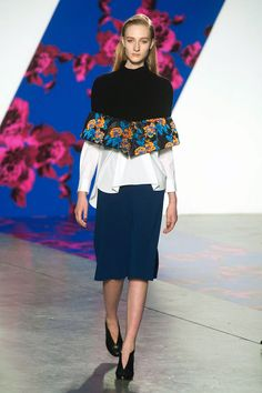 The Best Looks From New York Fashion Week: Fall 2014