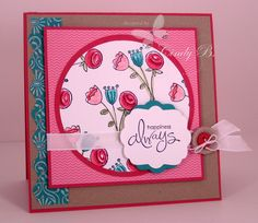 Happy, Happy! by cindybstampin - Cards and Paper Crafts at Splitcoaststampers