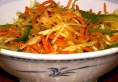 Achards de légumes - Recettes - Cuisine française #lareunion #reunionisland - www.yumhbox.com/blog