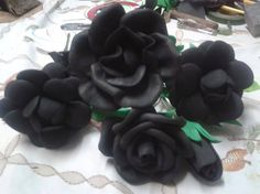 Rosas Pretas