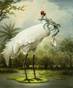 Kevin Sloan 'Food Chain'