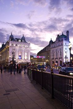 Picadilly Circus - London, England