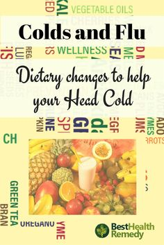 DIETARY CHANGES TO HELP YOUR HEAD COLD. Believe it or not, one of the top ways to treat a head cold naturally is to look at what you are eating. There are some simple dietary changes to help your head cold. #coldandflu / #naturalhealing / #remedy / #health / #healyourself / #nutrition / dietary changes to help your head cold / colds and flu / cold or flu / head cold / remedies for colds and flu / cold and flu remedies / dairy products / garlic / chicken soup