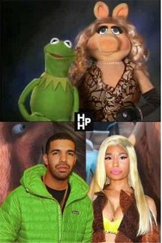 MUPPETS IN REAL LIFE!!! HAHAHA