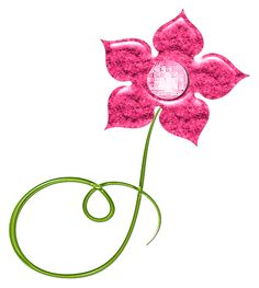 flor rosa
