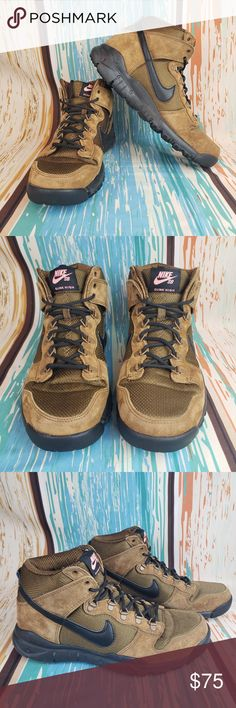 ae328c7a20307e Nike SB Dunk High Boot Men s Size 10 Nike SB Dunk High Boot Men s Size 10