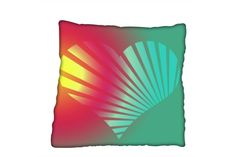 Pillow MWL Design 50 x 50 cm 080047 from Living design and accessories MWL Design NL by DaWanda.com