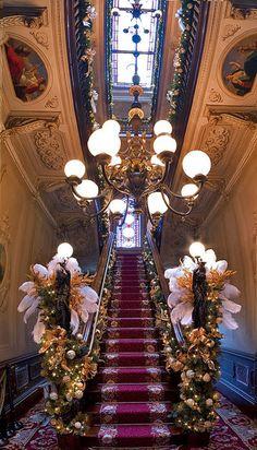Victoria Mansion, Portland, Oregon
