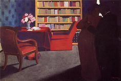 Felix Vallotton - Private Conversation