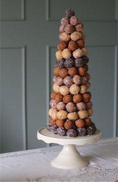 mini donut tree - Google Search