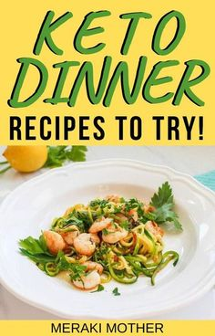 Looking for healthy, keto-friendly dinner recipes? This is the ultimate list of low carb meal recipes! #lowcarb #ketorecipes #dinnerrecipes #easyrecipes #ketodiet Meal Recipes, Low Carb Recipes, Dinner Recipes, Cook At Home, Keto Meal Plan, Keto Snacks, Keto Dinner, Keto Shopping List, Food Hacks