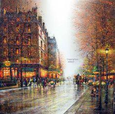 Guy Dessapt  Paris Autour du Pantheon