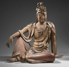 Guanyin - Kannon Bosatsu, der 'Bodhisattva des Mitgefühls' – Religion-in-Japan Bures Sur Yvette, Art Chinois, Religion, Guanyin, Buddhist Art, 12th Century, Chinese Art, Asian Art, Archaeology