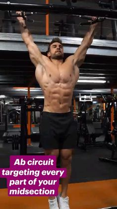 Abs And Cardio Workout, Full Body Gym Workout, Workout Routine For Men, Gym Workout Videos, Gym Workout For Beginners, Triceps Workout, Fitness Workout For Women, Boxing Workout, Hiit Workouts For Men