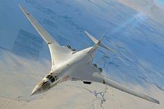 "Tupolev Tu-160 ""Blackjack""VVS                                                                                                                                                                                 Plus"