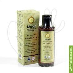 Khadi - Olio di Amla - Fortificante e ristrutturante